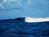 Waves breaking on Peleliu. Dec 2008.