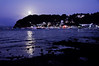Full moon over Sabang