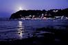 Full moon over Sabang