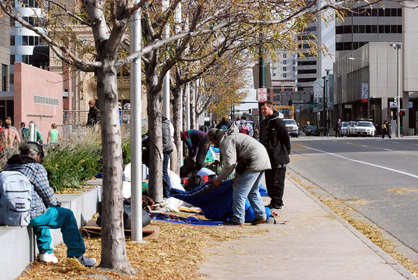 Occupy Denver Nov 5 2011