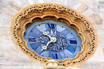 Clock, Vienna, Austria