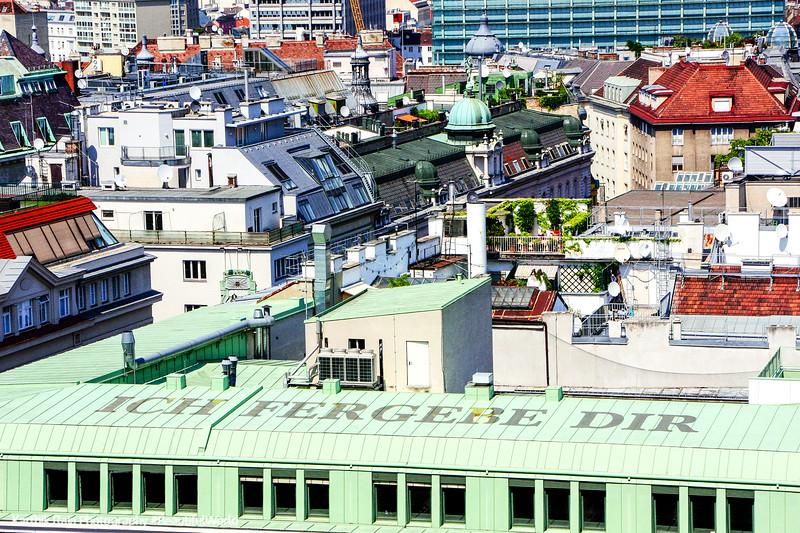 ICH FERGEBE DIR (I forgive you), Vienna, Austria