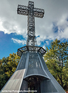 Mount Royal Cross, Montreal, Canada
