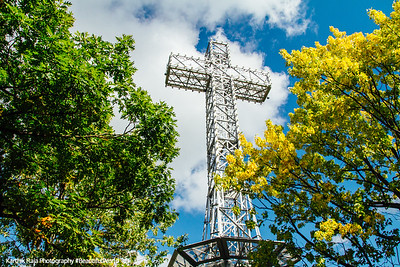 Mount Royal Cross, Montreal, Canada