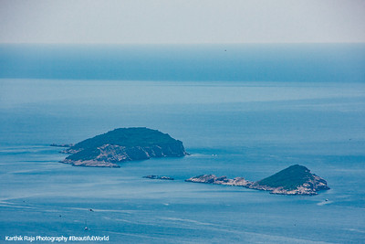 Bobara, Mrkan islands, Adriatic Sea, Dubrovnik, Croatia
