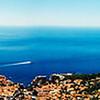 Panorama, Mount Srd view, Dubrovnik, Croatia