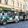 Old Town Train, Prague, Czech Republic