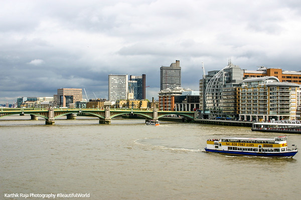 River Thames, London, England