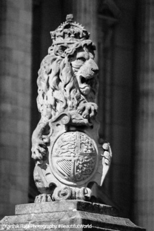 Lion of England, London, England