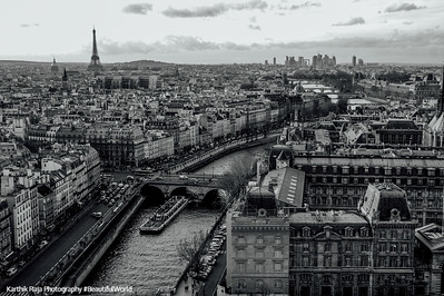 Paris, banks of Seine - World Heritage Site, France