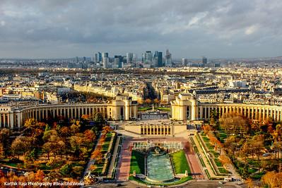 La Défense - The business district, Paris, France- The business district, Paris, France