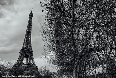 Tour de Eiffel, Paris, France