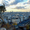 Gargoyle, Paris, France