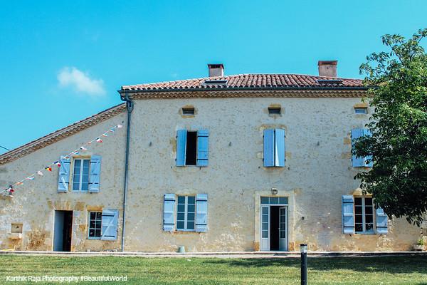 Beausoleil, St. Puy, France