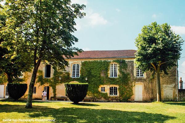 Chateau Monluc, St. Puy, France