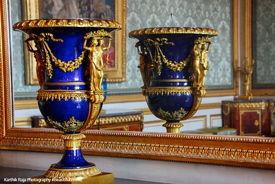 Vase, Palace of Versailles, Versailles, France