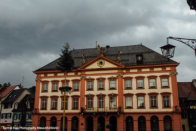 Stadt Gengenbach, Black Forest, Germany