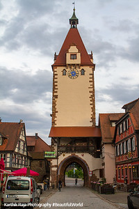 Obertorturm, Gengenbach, Black Forest, Germany