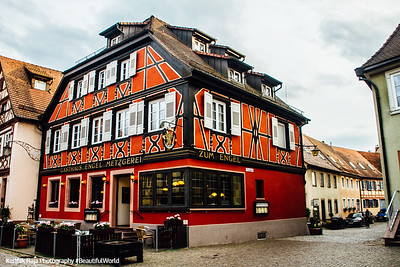 Old Town, Gengenbach, Black Forest, Germany