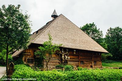 Hippenseppenhof, 1599, Vogtsbauernhof, Open-Air Museum, Gurach, Black Forest, Germany