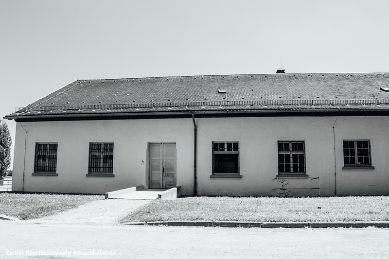 Concetration Camp, Dachau, Germany