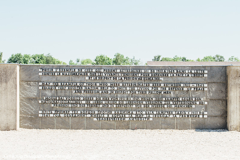 Concetration Camp, Dachau, Germany