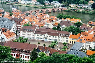 Palais Boisserée, Karlsplatz, Heidelberg, Germany