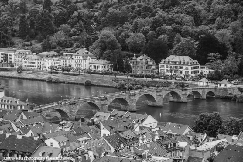 Karl Theodor Bridge, Heidelberg, Germany