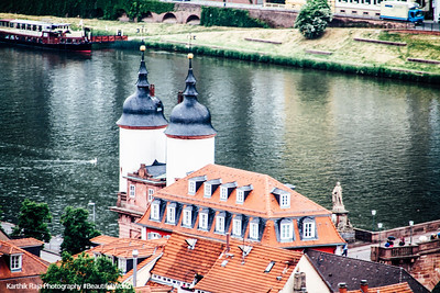 Karl Theodor Bridge, Heidelberg, Germany