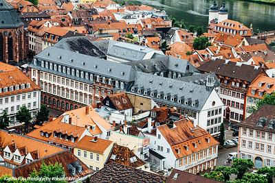 City Hall, Heidelberg, Germany