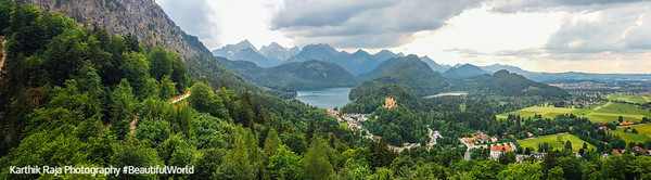 Hohenschwangau, Bavaria, Germany