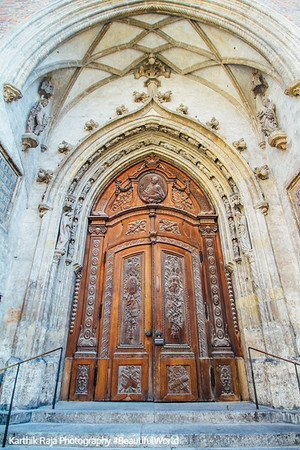 "Frauenkirche, Dom zu Unserer Lieben Frau, ""Cathedral of Our Dear Lady"", Munich, Bavaria, Germany"