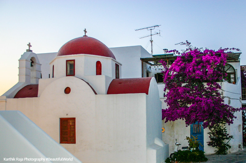 Agia Kyriaki Church, Mikonos
