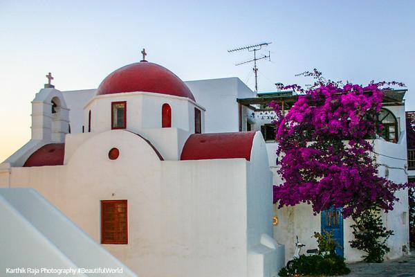 Agia Kyriaki Church, Mikonos