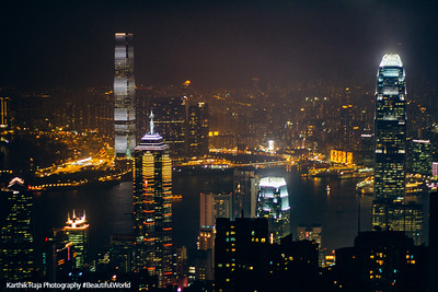 International Commerce Center, Two International Finance Centre, Central Plaza, Hong Kong
