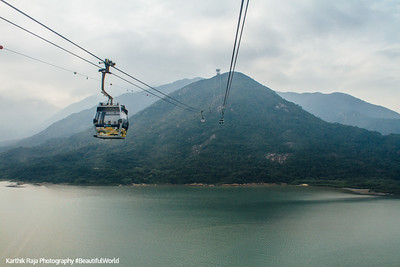 Ngong Ping 360, cable car, Hong Kong