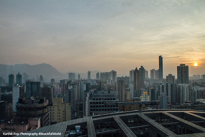 Good morning Hong Kong