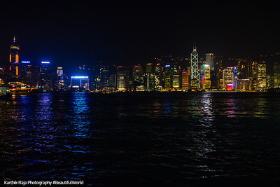 Hong Kong, Symphony of Lights
