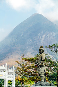 The Twelve Divine Generals - General Kimnara, Ngong Ping, Hong Kong
