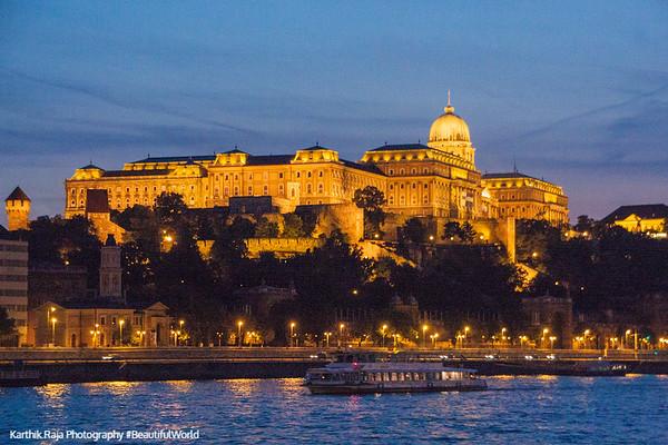 Buda Castle, Budapest, Hungary
