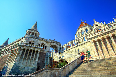 Buda Castle, Matthias Church, Church of our Lady, Budapest, Hungary