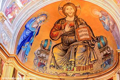 Inside the Duomo, Pisa, Italy