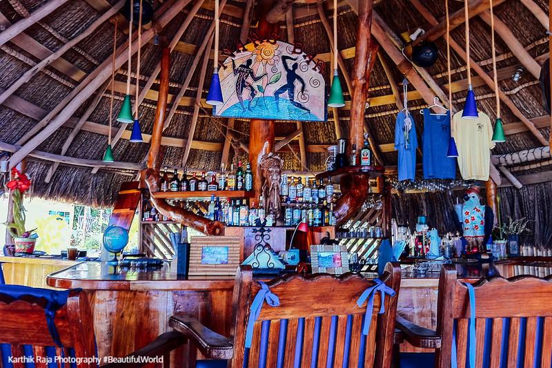 Bar, Catcha Falling Star Resort, Negril, Jamaica