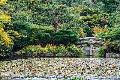 Ryōan-ji, The Temple of the Dragon at Peace, Kyoto, Japan