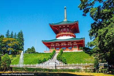 Daito, Narita-san Shinshō-ji Temple, Narita, Japan
