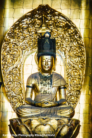 Buddha, Narita-san Shinshō-ji Temple, Narita, Japankyo, Japan