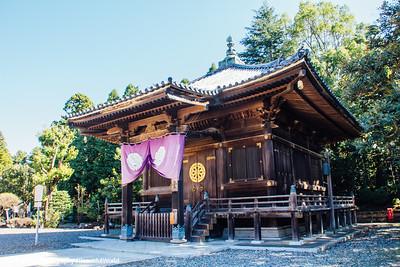 Kaizan-Do Hall, Narita-san Shinshō-ji Temple, Narita, Japan