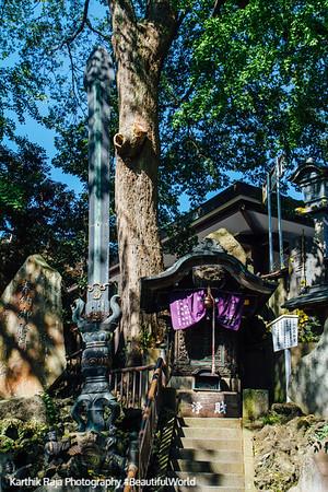 Sword, Narita-san Shinshō-ji Temple, Narita, Japan