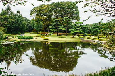 Edo Castle Gardens, Tokyo Imperial Palace, Tokyo, Japan