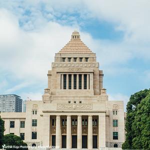 National Diet Building, Nagatachō, Chiyoda-ku, Tokyo, Japan